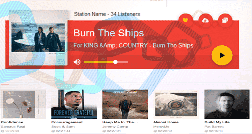 HTML5 Radio Web Player PRO now available!